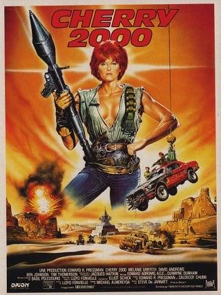 Cherry 2000 (1987) เชอร์รี่ 2000 บอดี้การ์ดสาว