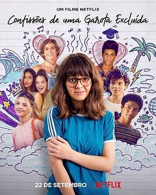 Confessions of an Invisible Girl | Netflix (2021) คำสารภาพของสาวล่องหน