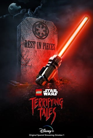 Lego Star Wars Terrifying Tales (2021) บรรยายไทย Disney+ Hotstar
