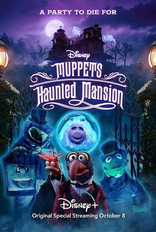 Muppets Haunted Mansion (2021) แมนชั่นตุ๊กตาผีสิง Disney+ Hotstar