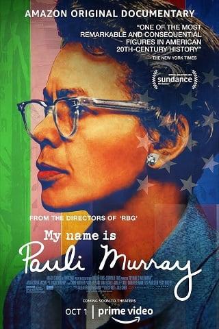 My Name Is Pauli Murray (2021) บรรยายไทย
