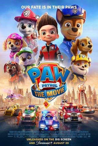 PAW Patrol: The Movie (2021) ขบวนการเจ้า ตูบสี่ขา : เดอะ มูฟวี