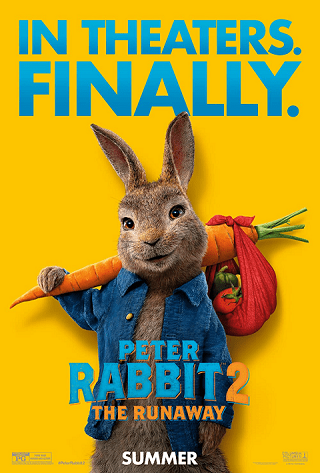 Peter Rabbit 2: The Runaway (2021) ปีเตอร์ แรบบิท 2