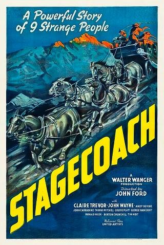 Stagecoach (1939) ฝ่าดงแดนเถื่อน