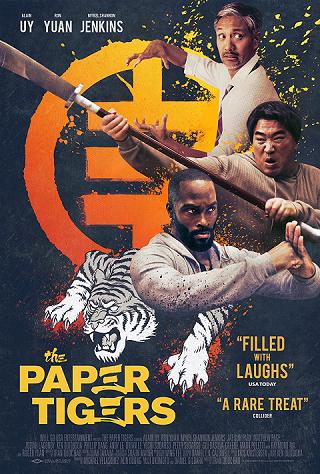The Paper Tigers (2020) บรรยายไทย