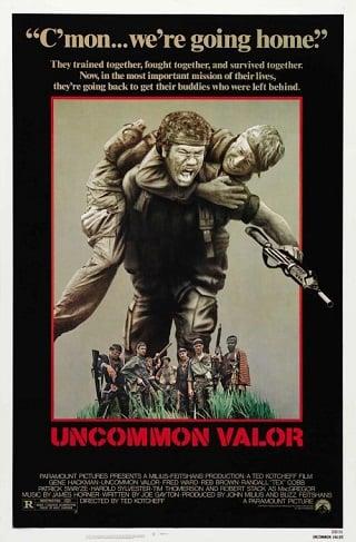 Uncommon Valor (1983) 7 ทหารห้าว